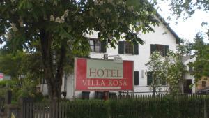 Hotel Villa Rosa, Hotels  Allershausen - big - 10