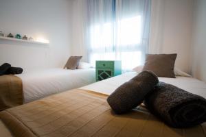 Holidays2Malaga City Beach, Apartments  Málaga - big - 19