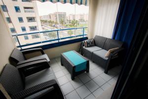 Holidays2Malaga City Beach, Апартаменты  Малага - big - 8