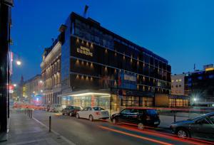 Hotel Europe, Сараево