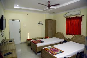 Sai Balajee's Oriental Hut, Hotel  Visakhapatnam - big - 12