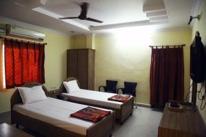 Sai Balajee's Oriental Hut, Hotel  Visakhapatnam - big - 10