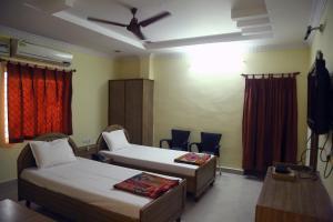 Sai Balajee's Oriental Hut, Hotel  Visakhapatnam - big - 9
