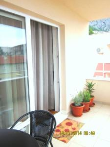 Apartment Igor, Apartments  Makarska - big - 27