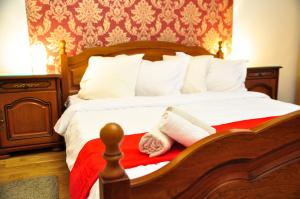 Ambiance Apartment, Апартаменты  Бухарест - big - 4