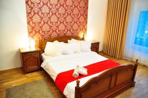 Ambiance Apartment, Апартаменты  Бухарест - big - 6