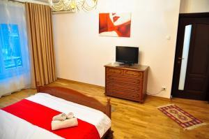 Ambiance Apartment, Апартаменты  Бухарест - big - 3