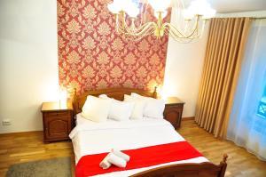 Ambiance Apartment, Апартаменты  Бухарест - big - 2