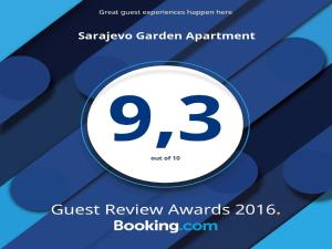 Sarajevo Garden Apartment - фото 9