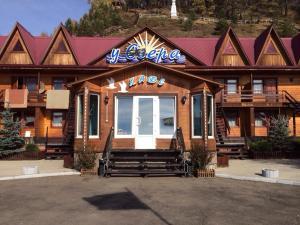 Отель У озера, Листвянка