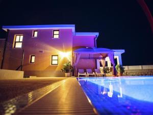Relax Luxury Villa Near Makarska, Виллы  Donji Proložac - big - 39