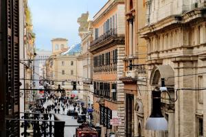 Corso Charme - My Extra Home, Apartments  Rome - big - 10