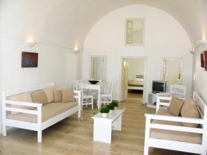 Nomikos Villas, Apartmanhotelek  Fíra - big - 16