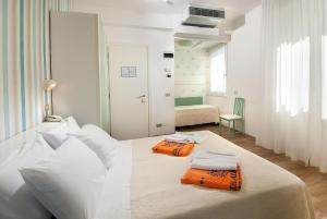 Hotel Albatros, Szállodák  Misano Adriatico - big - 3