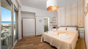 Hotel Albatros, Szállodák  Misano Adriatico - big - 4