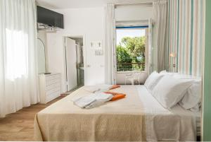 Hotel Albatros, Szállodák  Misano Adriatico - big - 5