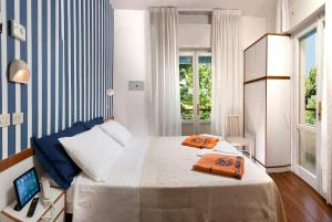 Hotel Albatros, Szállodák  Misano Adriatico - big - 6