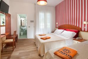 Hotel Albatros, Hotel  Misano Adriatico - big - 7