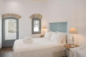 Athina Exquisite Houses, Apartmanok  Kásztro - big - 7