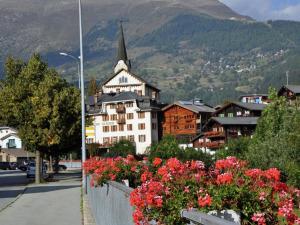 Aussicht, Alpesi faházak  Fiesch - big - 22