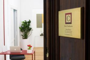 Suite Cardinale, Guest houses  Rome - big - 16