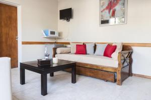 Apart Hotel Savona, Aparthotels  Capilla del Monte - big - 59
