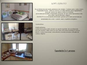 Apart Hotel Savona, Aparthotels  Capilla del Monte - big - 16