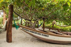Pousada Rancho das Dunas, Kunyhók  Santo Amaro - big - 73