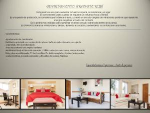 Apart Hotel Savona, Aparthotels  Capilla del Monte - big - 60