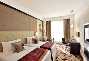 Radisson Blu Pune Hinjawadi, Отели  Пуне - big - 1