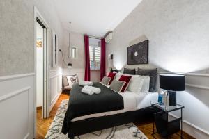 Sweet Inn Apartments San Cosimato, Ferienwohnungen  Rom - big - 6