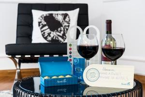 Sweet Inn Apartments San Cosimato, Ferienwohnungen  Rom - big - 9
