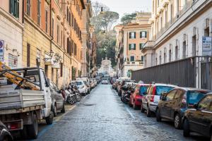 Sweet Inn Apartments San Cosimato, Ferienwohnungen  Rom - big - 17