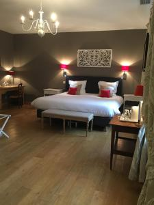 Chateau Pech-Céleyran, Bed & Breakfasts  Salles-d'Aude - big - 23
