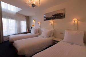 Multatuli Hotel(Ámsterdam)