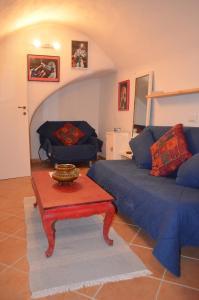 Casa Med Holiday Home, Ferienhäuser  Isolabona - big - 43