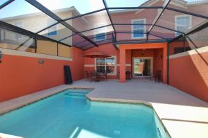 8941 Candy Palm Road Pool Home, Dovolenkové domy  Kissimmee - big - 3