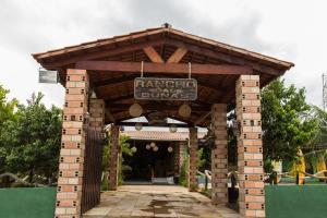 Pousada Rancho das Dunas, Kunyhók  Santo Amaro - big - 31