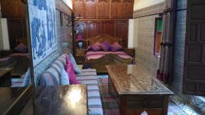 Ryad Bab Berdaine, Riads  Meknès - big - 92