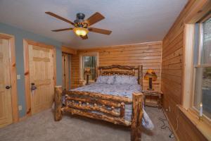 Log Me Inn Five-Bedroom Holiday Home, Дома для отпуска  McHenry - big - 20