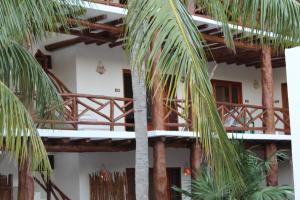 Tierra Mia, Hotel  Isola Holbox - big - 11