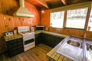 Sambar Lodge, Prázdninové domy  Harrietville - big - 7