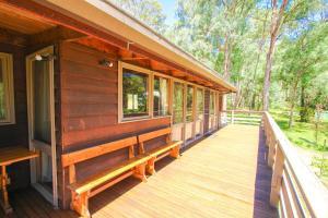 Sambar Lodge, Prázdninové domy  Harrietville - big - 8