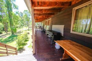 Sambar Lodge, Prázdninové domy  Harrietville - big - 9