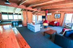 Sambar Lodge, Prázdninové domy  Harrietville - big - 11