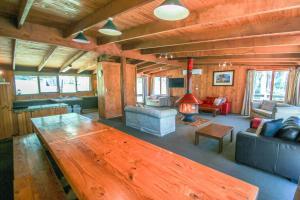 Sambar Lodge, Prázdninové domy  Harrietville - big - 13