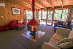 Sambar Lodge, Prázdninové domy  Harrietville - big - 14