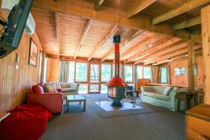 Sambar Lodge, Prázdninové domy  Harrietville - big - 15