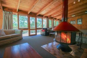 Sambar Lodge, Prázdninové domy  Harrietville - big - 17