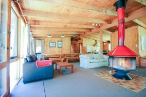Sambar Lodge, Prázdninové domy  Harrietville - big - 18